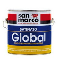 GLOBAL SATINATO ANTIRUGGINE URETANICO LINEA PROFESSIONALE